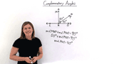 What are Complementary Angles?